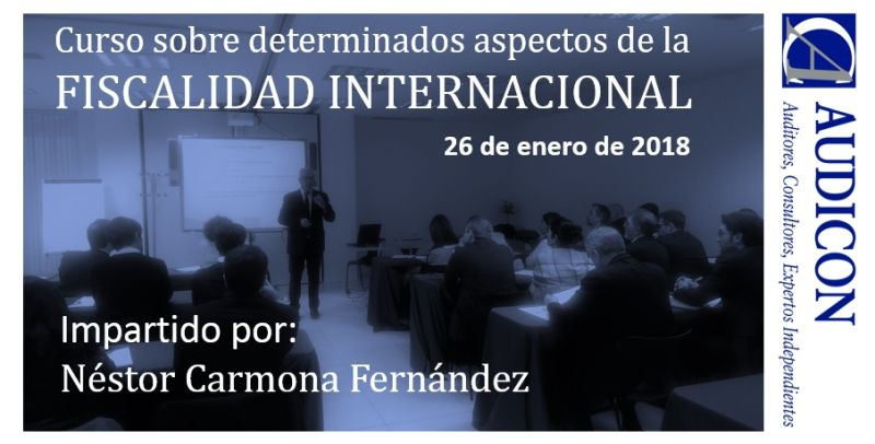 Curso de Fiscalidad Internacional