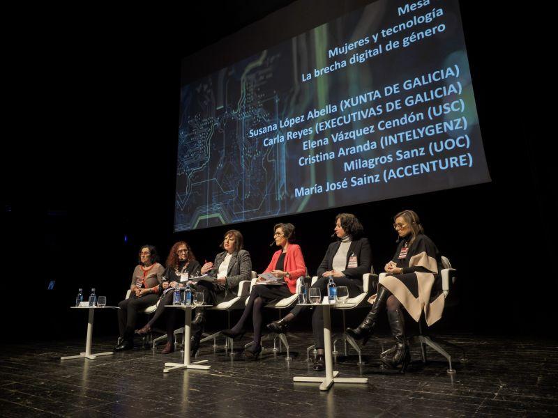 Resumen Jornada La era Tecnológica, Mujeres y tecnología. La brecha digital de género