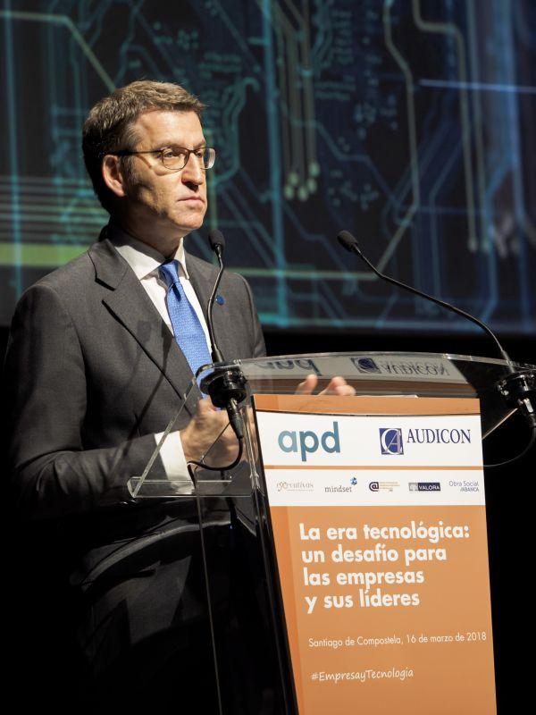 Resumen Jornada La era Tecnológica, Alberto Nuñez Feijo