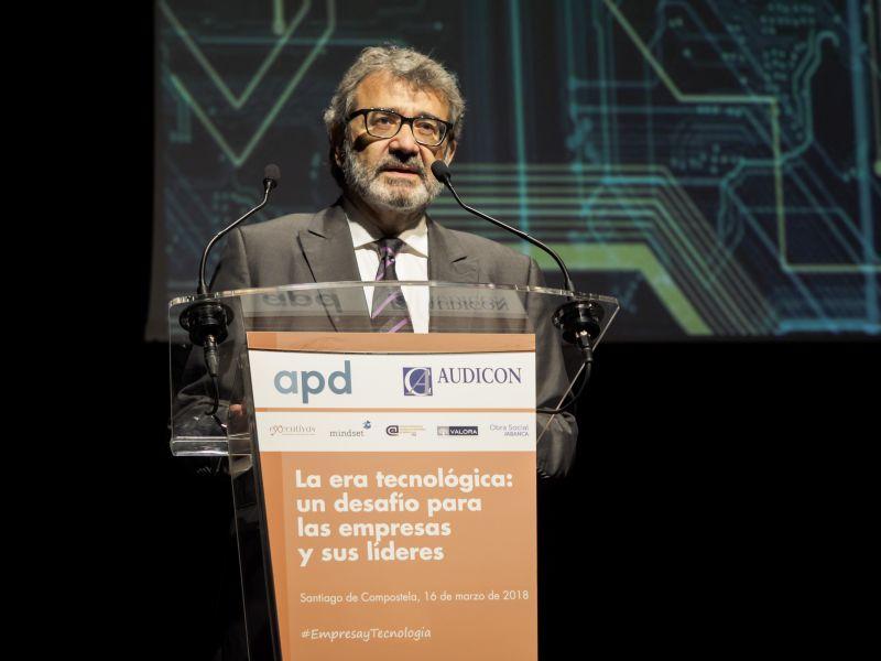 Resumen Jornada La era Tecnológica, José Manuel Cánovas